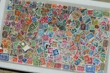 Posten aus Nachlass Deutsches Reich und Gebiete 50 verschiedene Marken