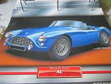 Dream Cars N England 2 AC ACE Bristol 1956