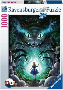 1000 pcs jigsaw puzzle: Disney - Adventures with Alice in Wonderland