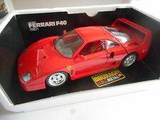 Bburago cod 3032 Ferrari F40 (1987) 1:18 + box