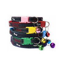 Durable Pet Dog Collar Pet Supplies Accessories Neck Strap Collar For Dog Puppy