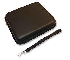 Nintendo 2DS Console Black Carry Case Pouch Protective Bag & Strap UK Seller