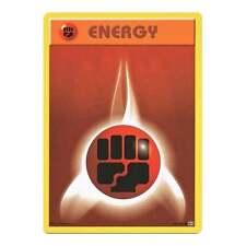 4x Pokemon XY Evolutions Fighting Energy 96/108  Common Card