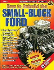 How to Rebuild the Small-Block Ford by George Reid (2008, Paperback)