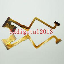 20pcs / Nouveau LCD Flex Câble pour JVC GZ-MS120 MS123 MS130 HM200 caméra vidéo