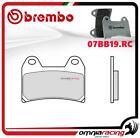 Brembo RC - organique avant plaquettes frein Voxan Evo 1000 2004>