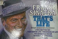 Thats Life Frank Sinatra  33RPM 012716 TLJ