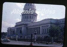 1950s red border Kodachrome photo slide Havana Cuba #2