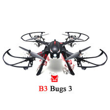 Black MJX B3 Bugs 3 Outdoor RC Quadcopter 2.4GHz Action Camera Bracket 1800mAh