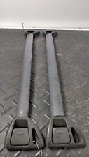 2002 CHEVY TRAILBLAZER EXT SET OF ROOF LUGGAGE RACK CROSS CENTER RAIL BARS ONLY