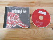 CD Indie Loudermilk - The Red Record (14 Song) DREAMWORKS SKG MUSIC cut out