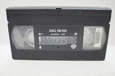 Chill Factor VHS Movie