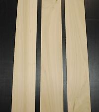 18 POPLAR THIN BOARDS LUMBER WOOD 3/8