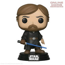 Star Wars Episode VIII - Luke Skywalker Final Battle Pop! Vinyl Figure FUNKO