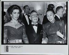 Margarita Rosa de Francisco, Bette Bao Lord ORIGINAL PHOTO HOLLYWOOD Candid