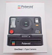 NEW Polaroid OneStep2 OneStep One Step 2 i-Type Film Camera Analog Instant Black