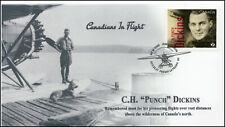 Ca19-033, 2019, Canadians in Flight, Pictorial Postmark, First Day Cover, C.H. P