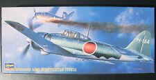 Hasegawa 51316 - Mitsubishi A6M3 ZERO FIGHTER 32 - 1:72 - Flugzeug Bausatz - KIT