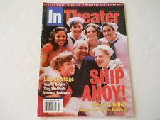 Valerie Harper, Lea DeLaria, Jesse Tyler Ferguson - In Theater Magazine 1998
