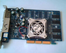 AGP card GeForce FX 5200 NVIDIA 180-10162-0000-A03 8X 128MB V2.3 DVI VGA