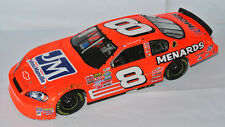 "#8 Chevy NASCAR 2007 ""menards"" dale earnhardt jr - 1:24 lim. ed."
