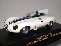 Jaguar XK D-Type #9, Walters 1955 Le Mans Racing Cars, IXO LMC029  Diecast  1/43