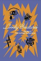 Nick Cave and the Bad Seeds - Lovely Creatures - New Deluxe 3CD + DVD