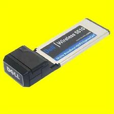 UNLOCKED DELL 5510/NOVATEL/MERLIN XU870 7.2MB 3G/HSDPA