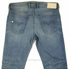 Jeans regulars Diesel pour homme