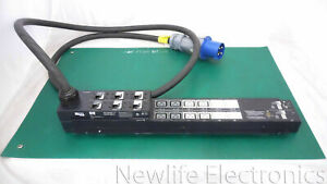 HP 398922-D71 17.3Kva 48A Single Input Three Phase PDU (12 C19 Outlets)