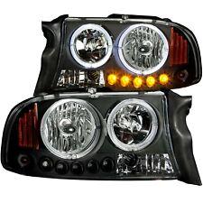 Anzo Headlight Assembly-Projector with for Dodge Dakota, Durango / 111194