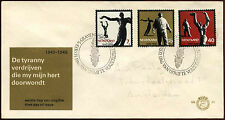 Netherlands 1965 Resistance Commemoration FDC First Day Cover #C27205