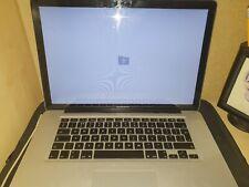 "Apple MacBook Pro A1286 15.4"" Laptop - MC721LL/A (February, 2011)"