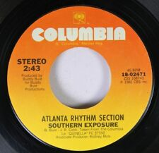 Rock 45 Atlanta Rhythm Section - Southern Exposure / Alien On Columbia