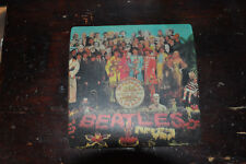 THE BEATLES SGT. PEPPERS MOUSE MAT - Very Good condition