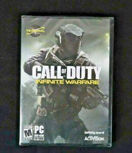 Call of Duty: Infinite Warfare (PC, 2016) New Sealed !