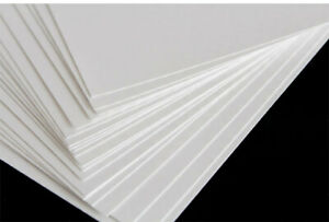A4 - A5 WHITE GLOSS & SATIN PAPER 115 / 130 / 150 & 170 Gsm for LASER PRINTERS