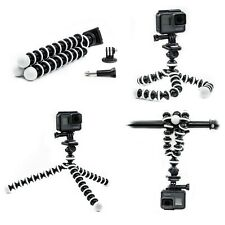 Soporte de montaje en Trípode Flexible Pulpo Para AKASO EK7000 EK5000 & apeman Cam Acción