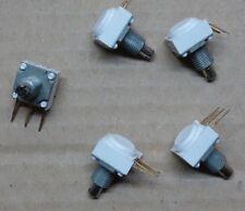 Potentiomètre rotatif 220K 20% lot de 5 pièces lot of 5 items