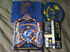 GAMMA RAY / somewhere out in space /JAPAN LTD CD OBI bonus track