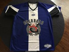 Carlos Gonzalez Jersey Shirt XL Extra Large Colorado Rockies MLB