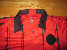 Score REFEREE U.S. SOCCER FEDERATION (AM) Soccer Shirt (RED) w/ Pocket Sleeve