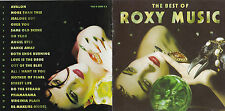 CD 18T THE BEST OF ROXY MUSIC (BRYAN FERRY) DE 2001