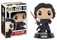 Star Wars Kylo Ren Pop! Vinyl Figure 105 Disney Funko