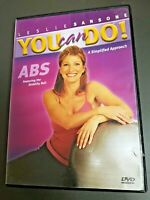 You Can Do Abs Motivational Core Focused With A Stability Ball w/ Leslie Sansone