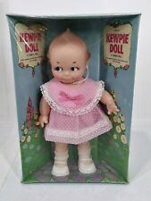 "1974 Vintage Kewpie Doll Cameo Soft Vinyl 12"" Doll Original Box Amsco New Sealed"