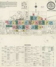 Hollywood, California~Sanborn Map© sheets~30 maps~1910 on Cd~Pdf files