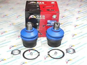 4WD Fits 80-96 Ford F150 F250 Bronco 2 Front Lower Ball Joints K8195