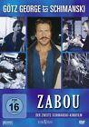 Götz George ZABOU - SCHIMANSKI Eberhard Feik DIETER PFAFF Hannes Jaenicke DVD