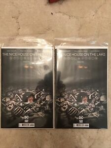 The Nice House on the Lake #1 1st Print Cover A Tynion NM
